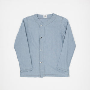 Needles Rounded Collar Shirt
