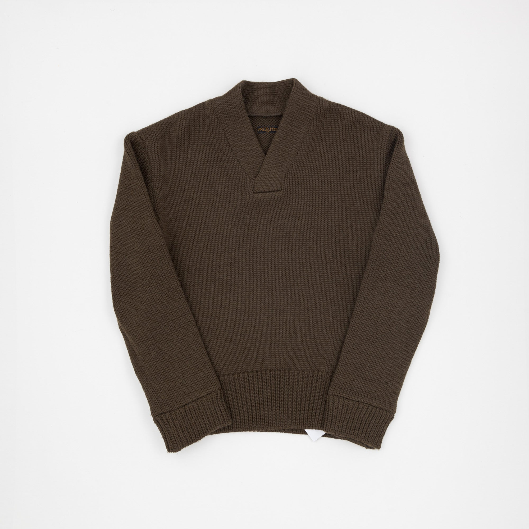 The Real McCoy's Type A-1 Knitted Sweater