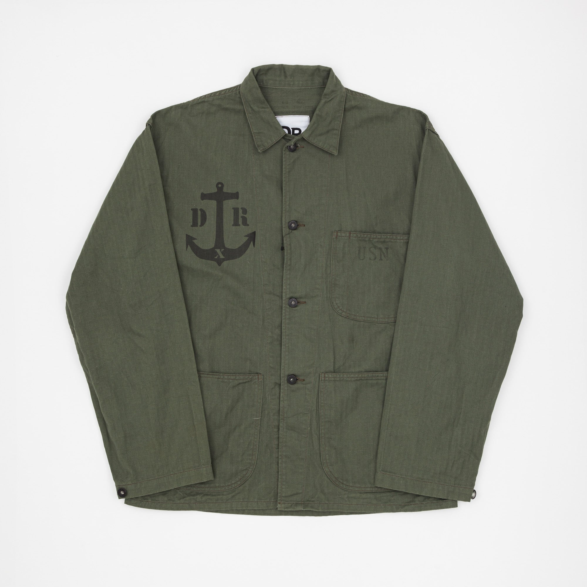 The Real McCoy's Dr.Romanelli N-3 Jacket