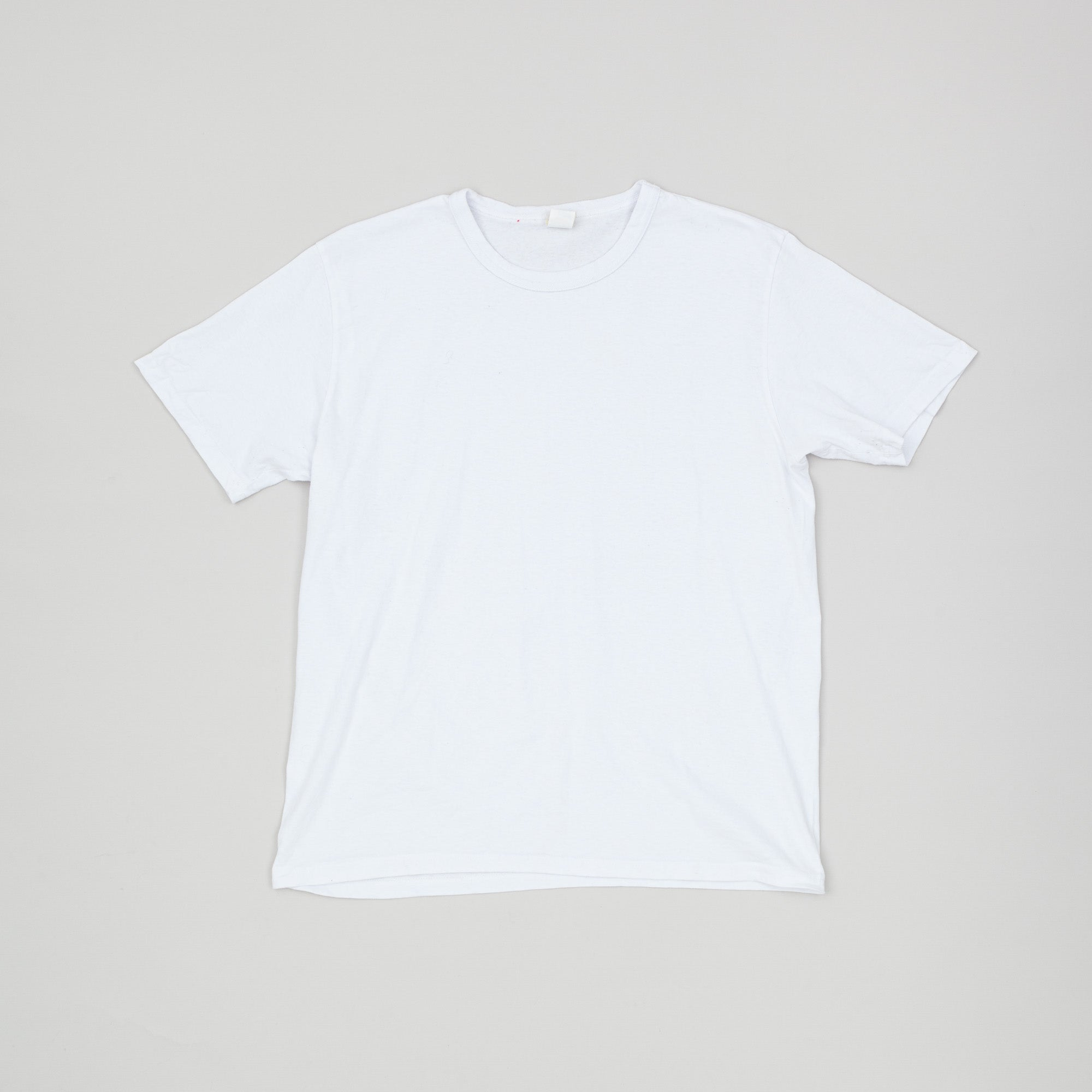 The Real McCoy's Cotton T-Shirt