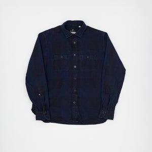 A.B.C.L Checked Work Shirt