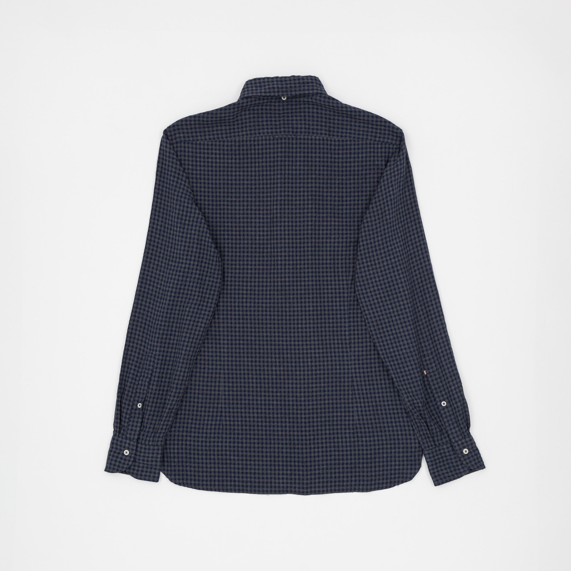 A.B.C.L Gingham Checked Shirt