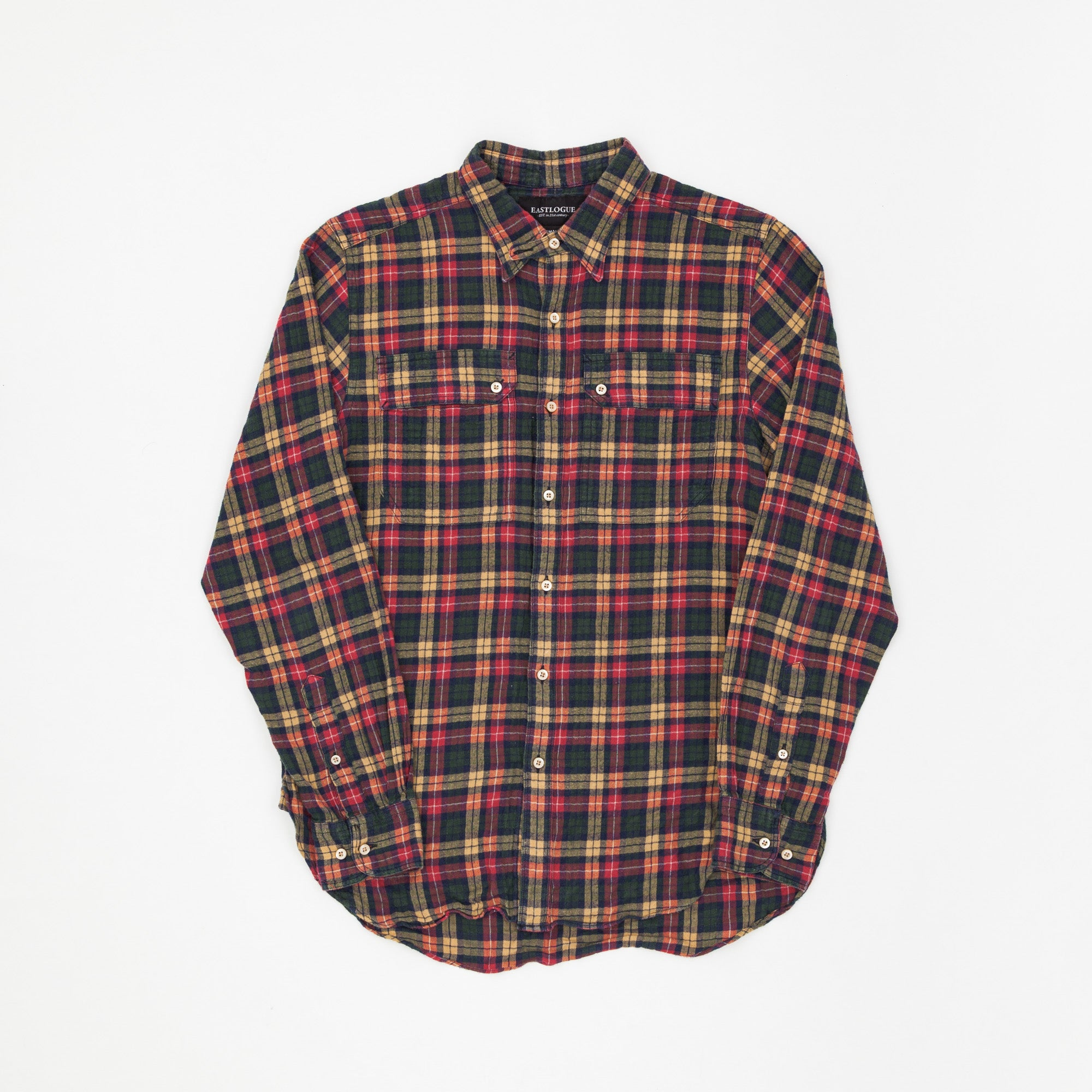 Eastlogue Plaid Work Shirt