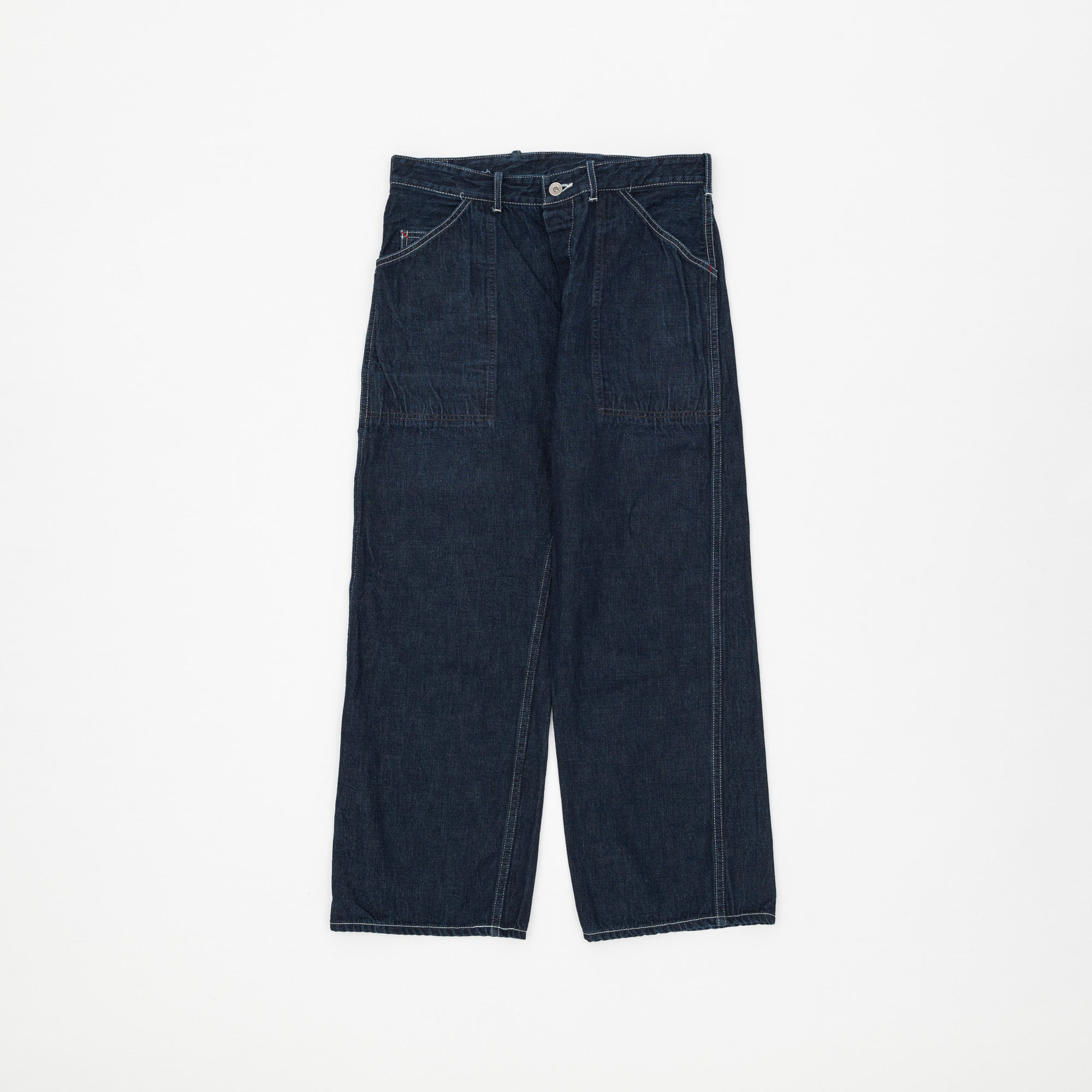 Joe McCoy 8HU Lot 771 Work Denim Pant