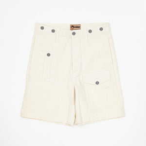 Lybro Pleated Chino Shorts
