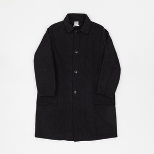 Orslow Prisoner Melton Wool Coat