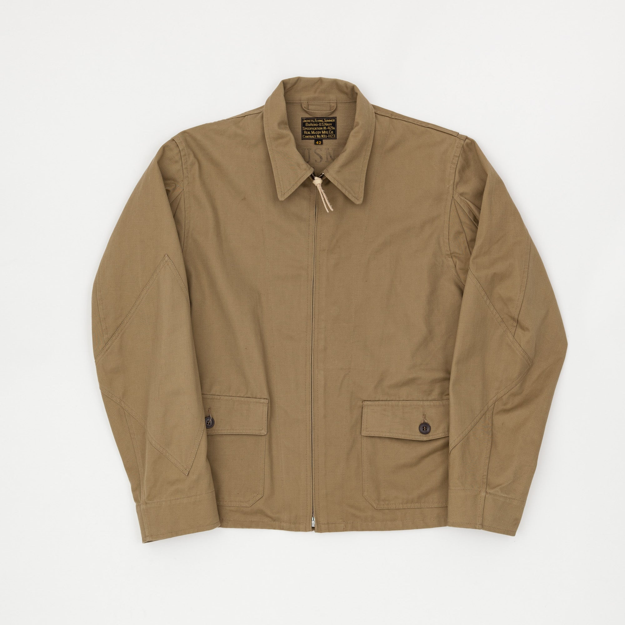 The Real McCoy's U.S. Navy M-421A Jacket