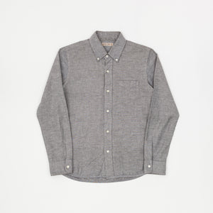 Full Count Oxford Button Down Shirt