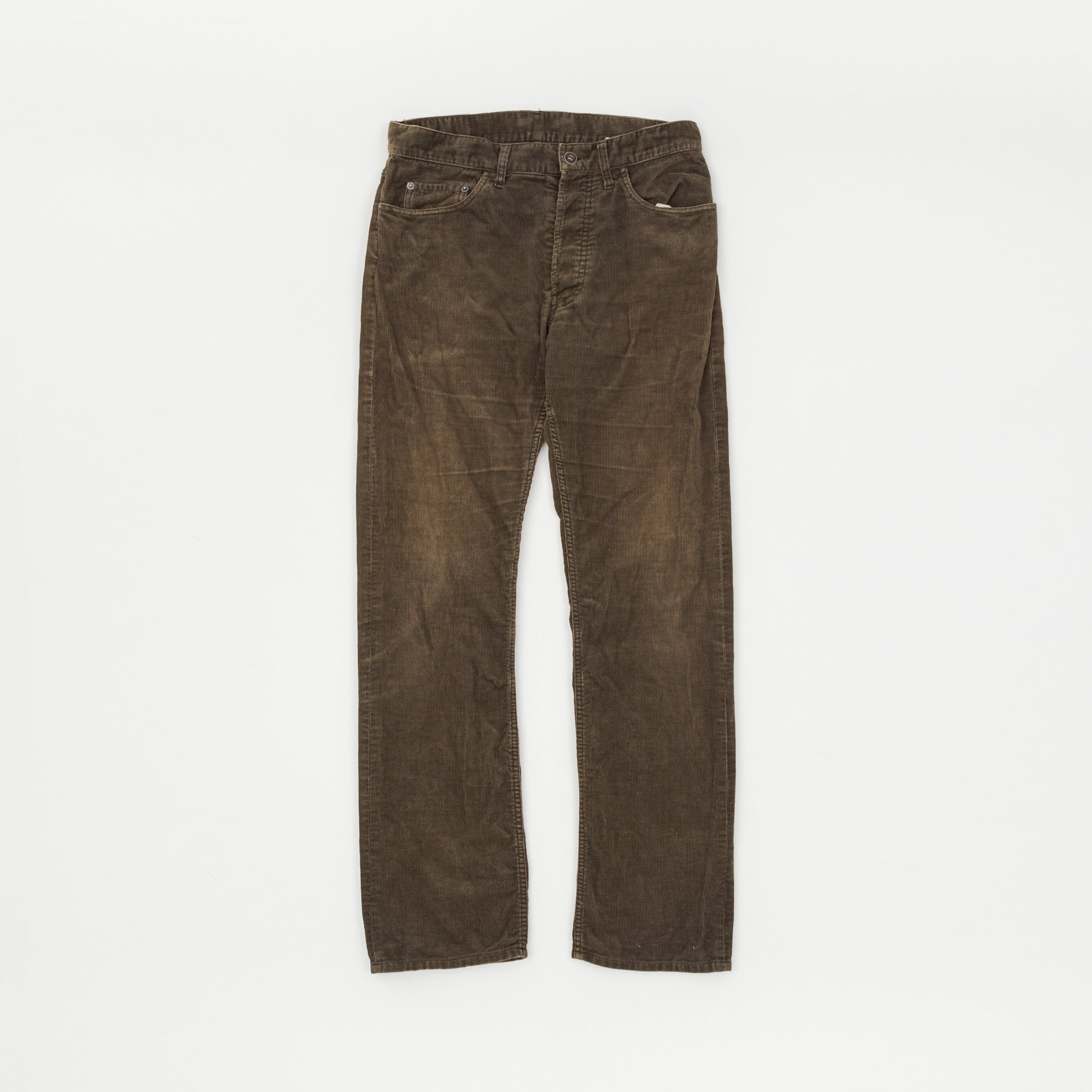 Workaday 5 Pocket Bedford Cord Trousers
