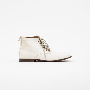 Women's Canvas Ankle Boots