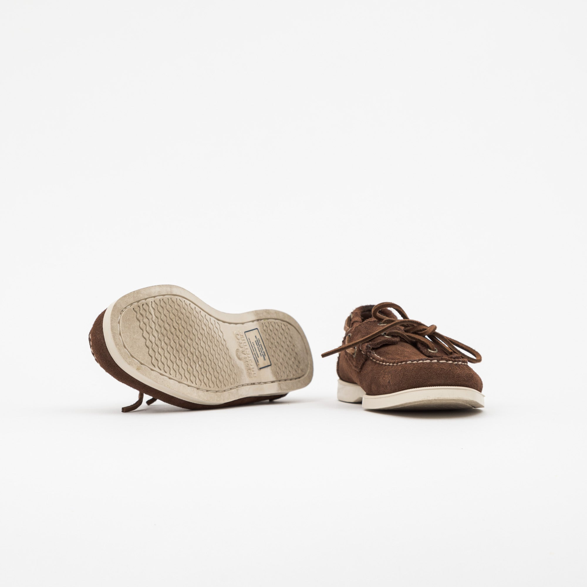 Docksides Suede Boat Shoes