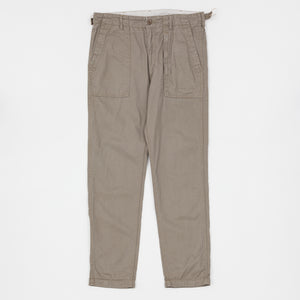 Twill Fatigue Pant