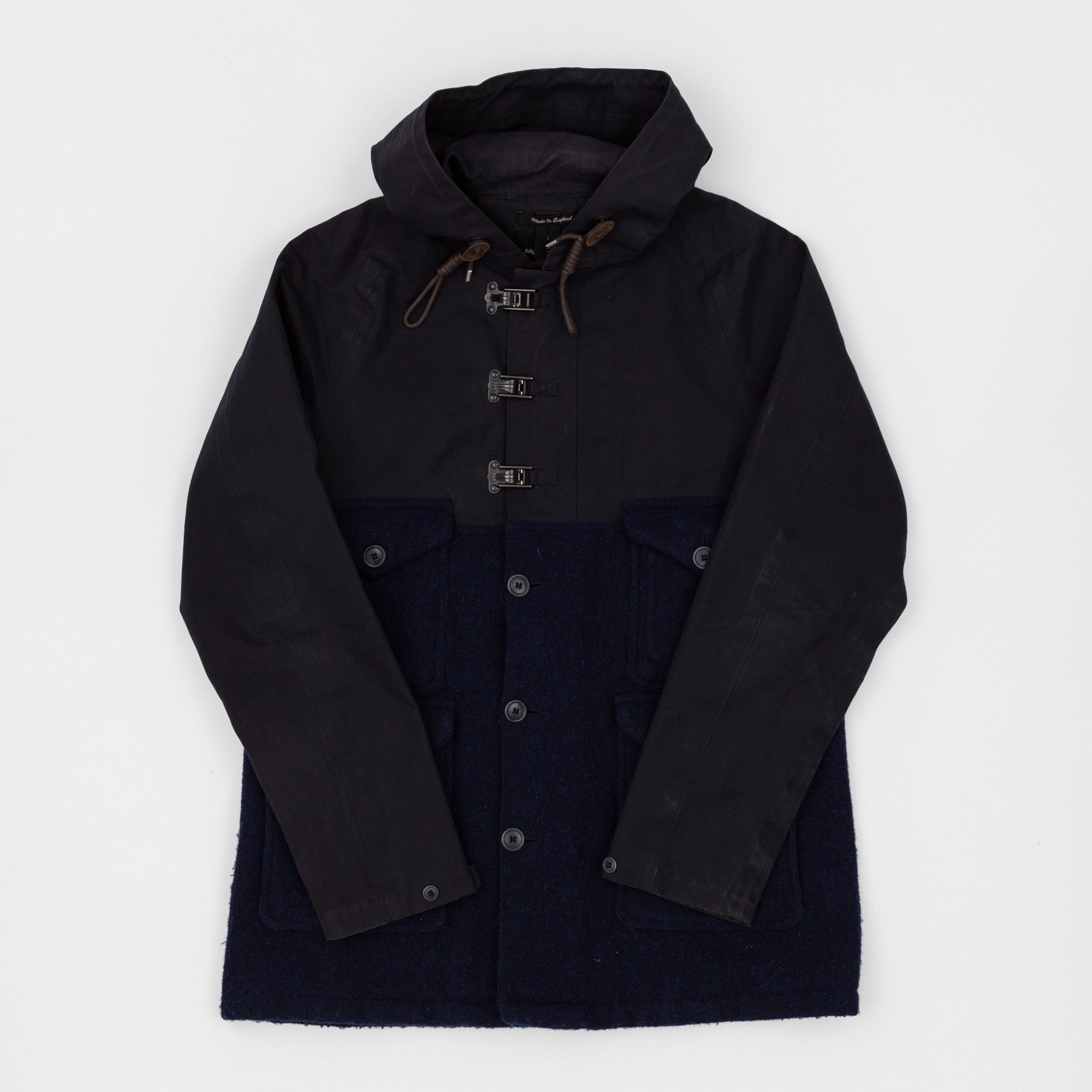 Harris Tweed Cameraman Jacket