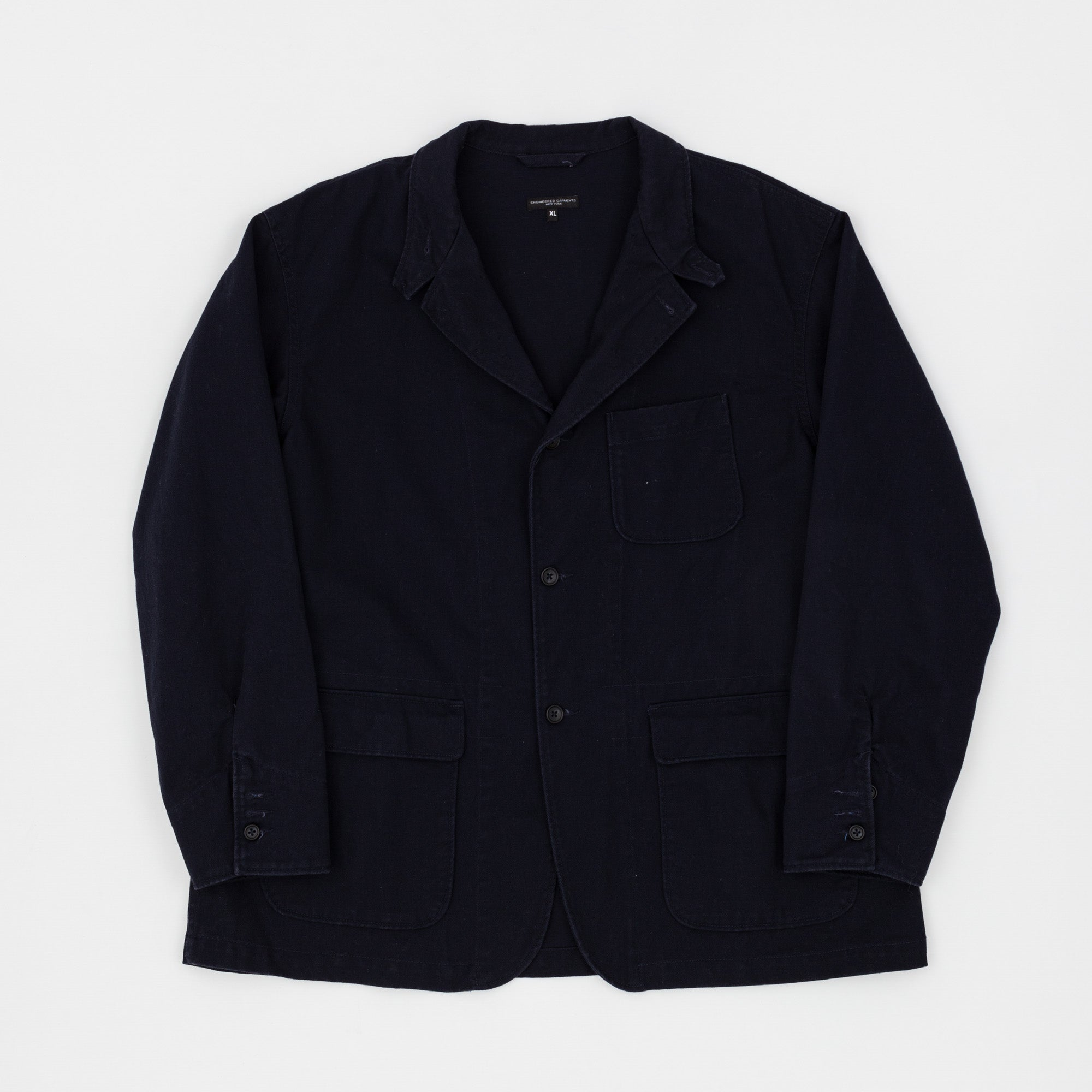 Engineered Garments Heavy Twill Loiter Jacket