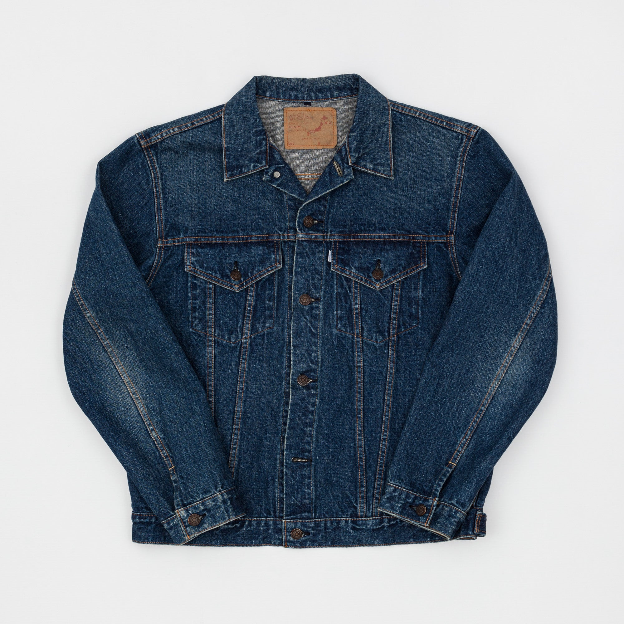 1950s Denim Jacket