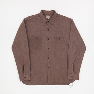 Buzz Rickson's Mock-Twist Chambray Shirt
