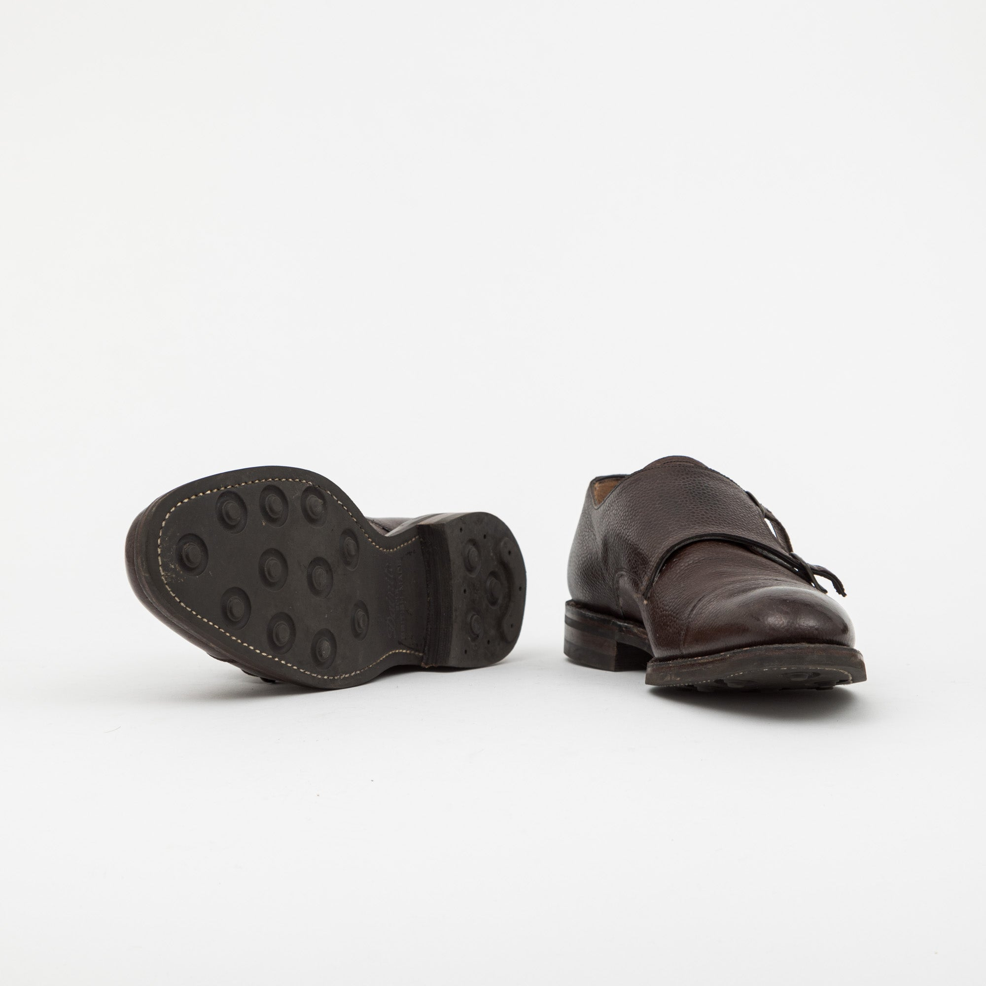 Holyrood Double Monk Shoe