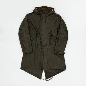 The Real McCoy's M-1951 Shell Parka