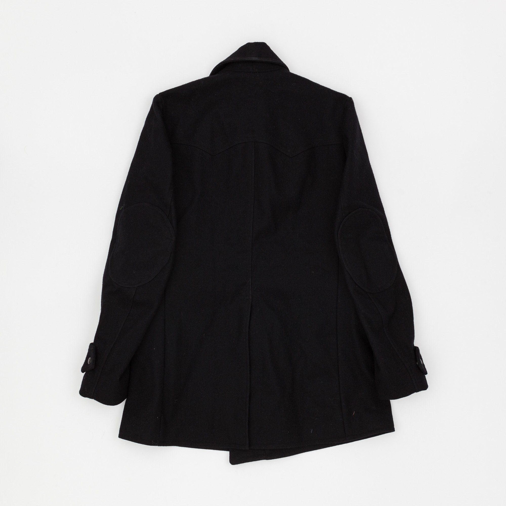 Monitaly Wool Riders Coat