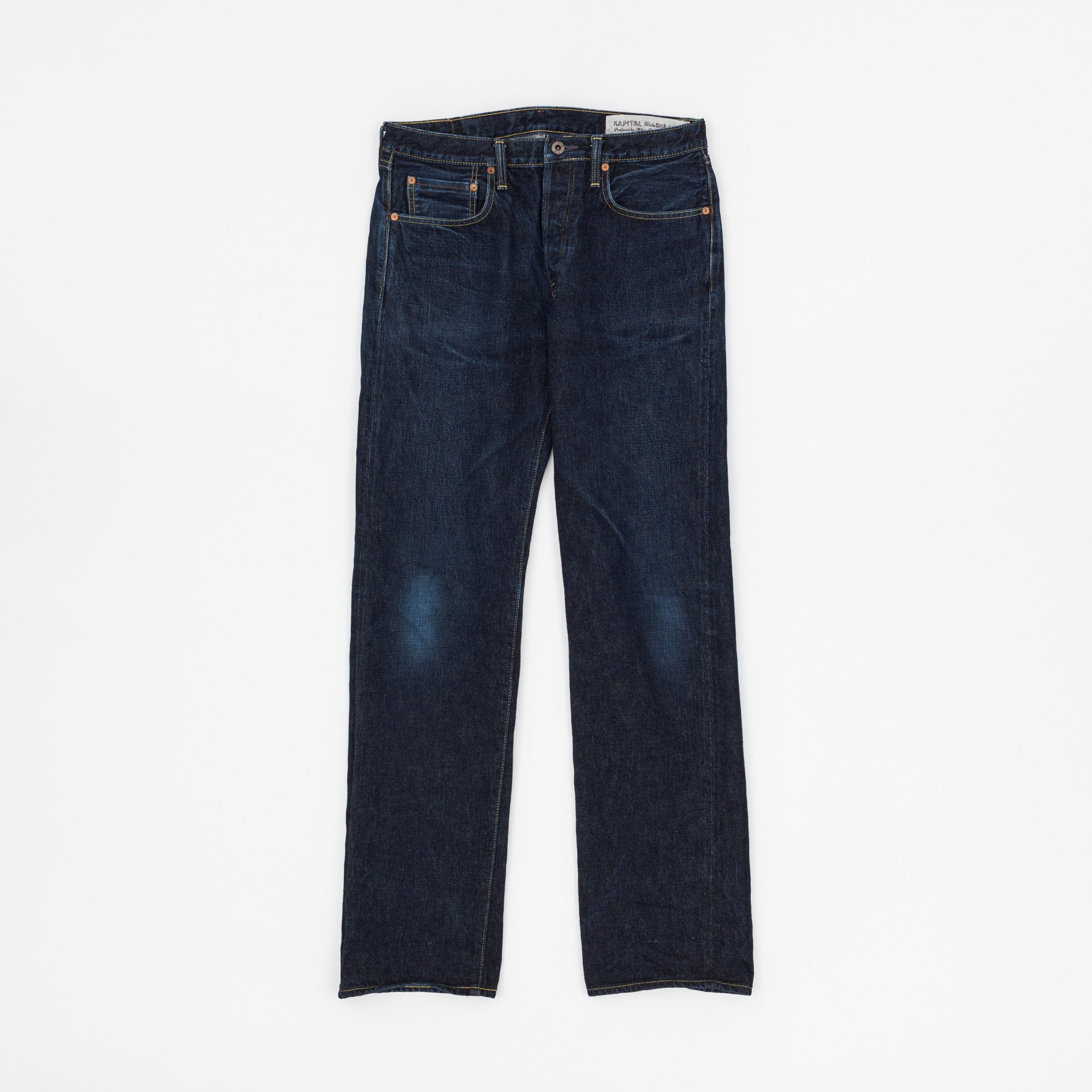 KAPITAL Red Selvedge Denim Jeans
