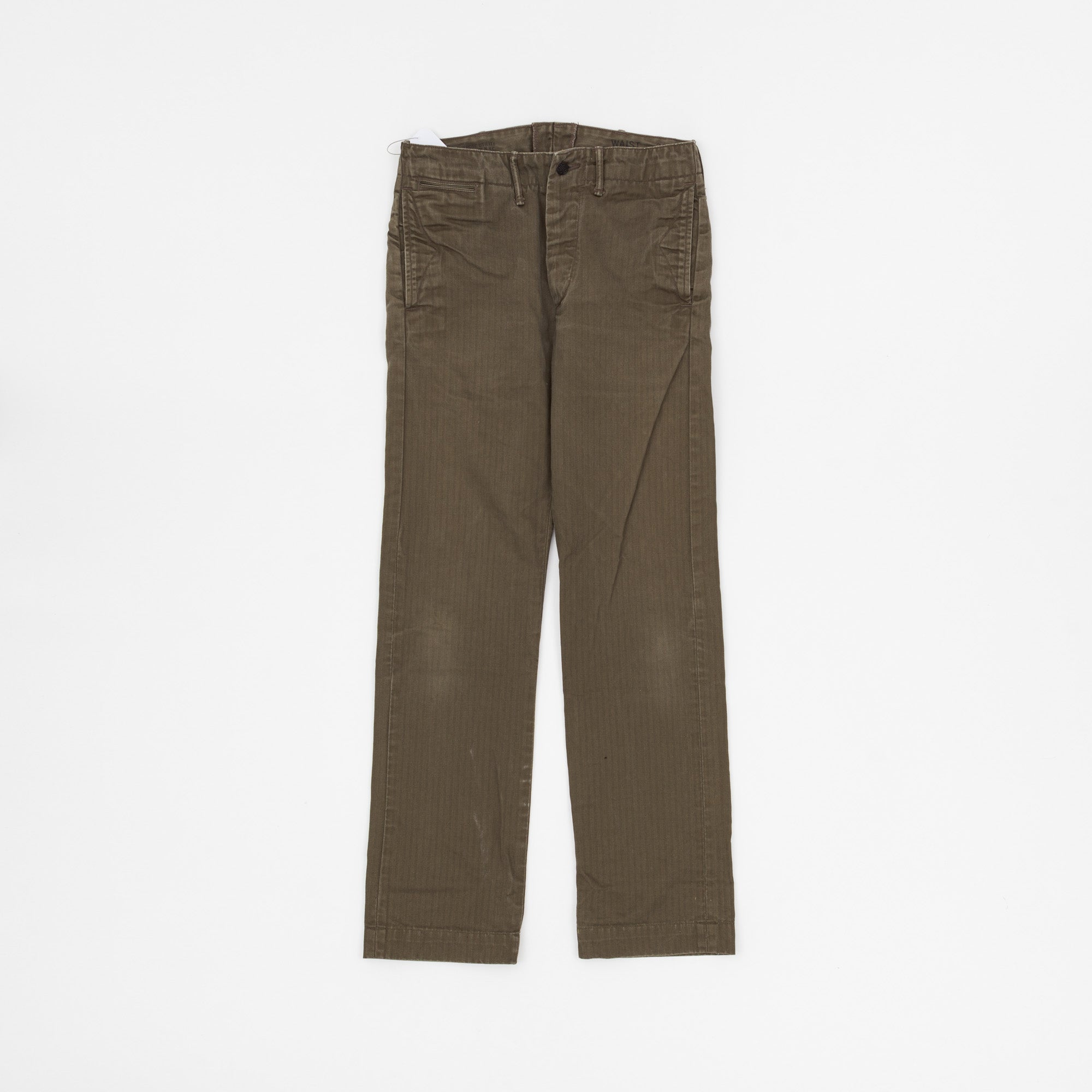 RRL HBT Officers Field Trousers