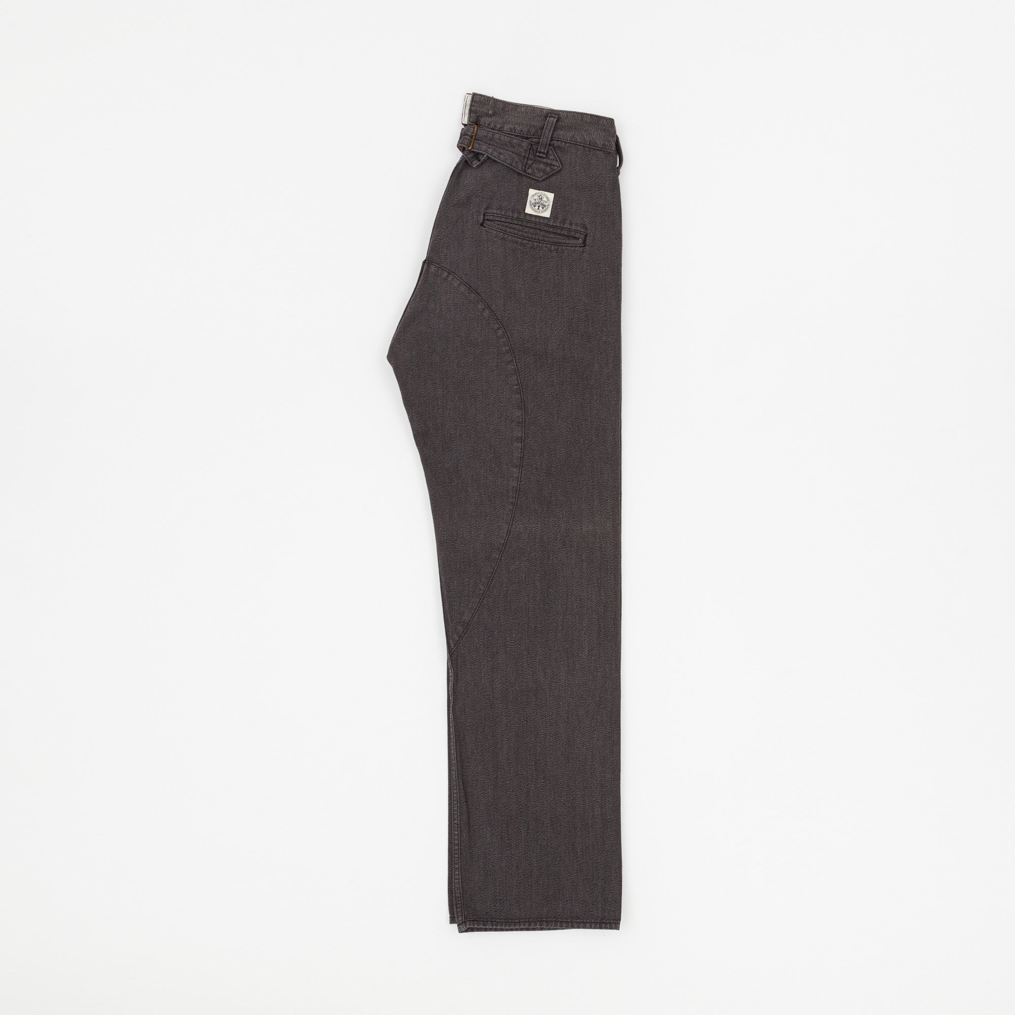 Cinch Back Work Pant