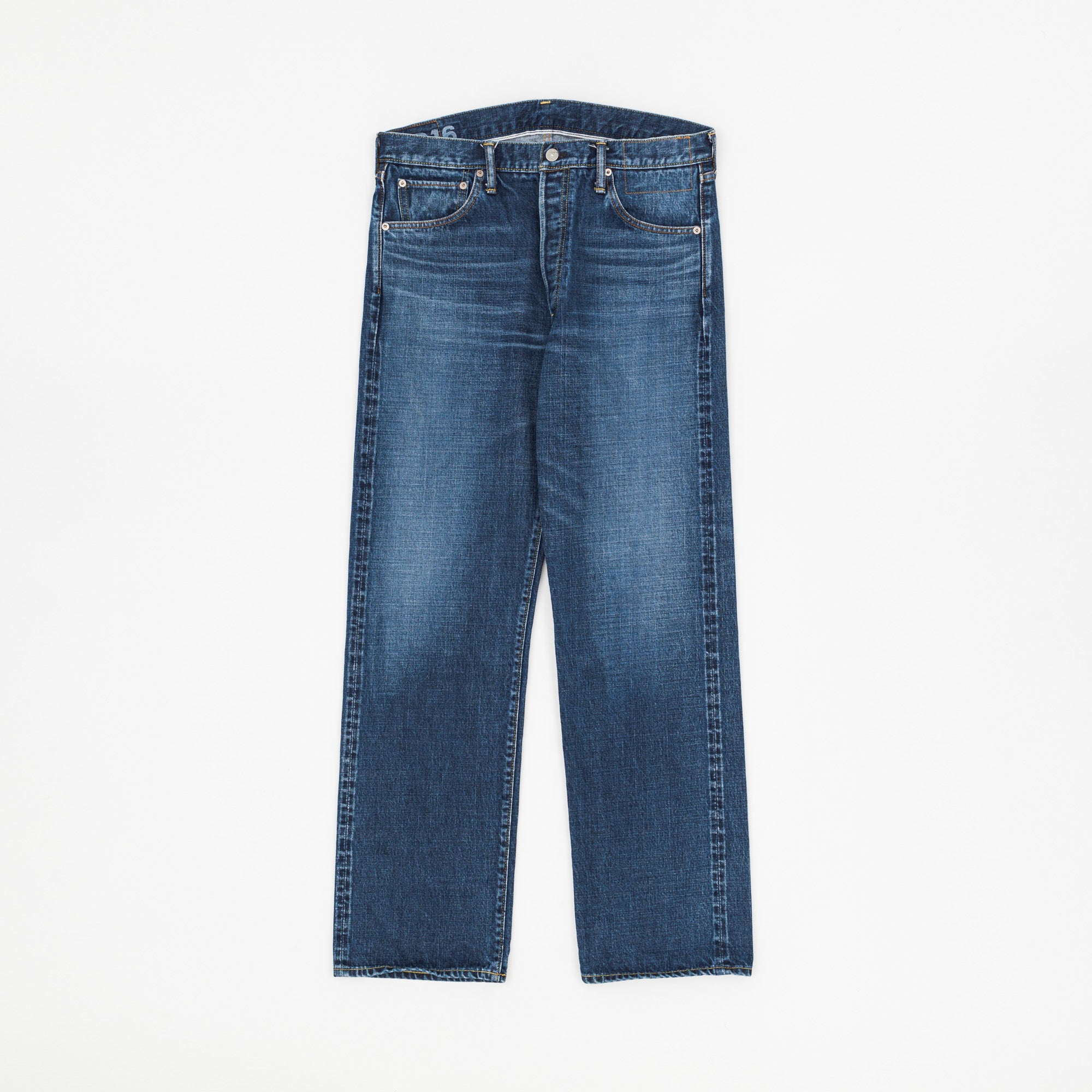 Visvim Social Sculpture 10 Selvedge Denim