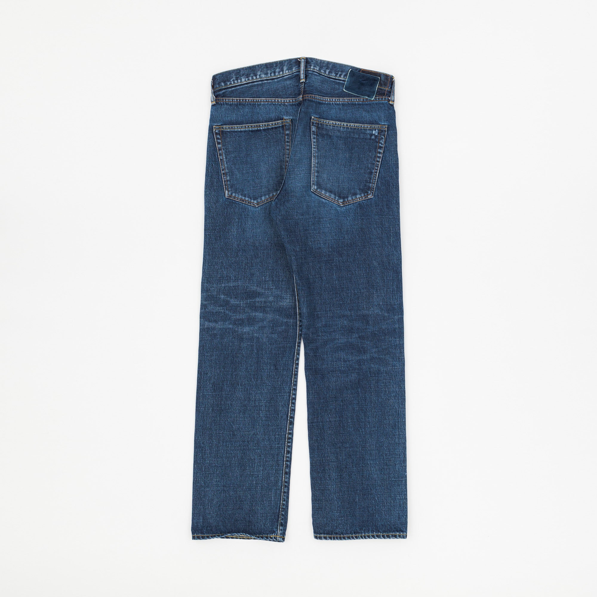 Social Sculpture 01 Selvedge Denim