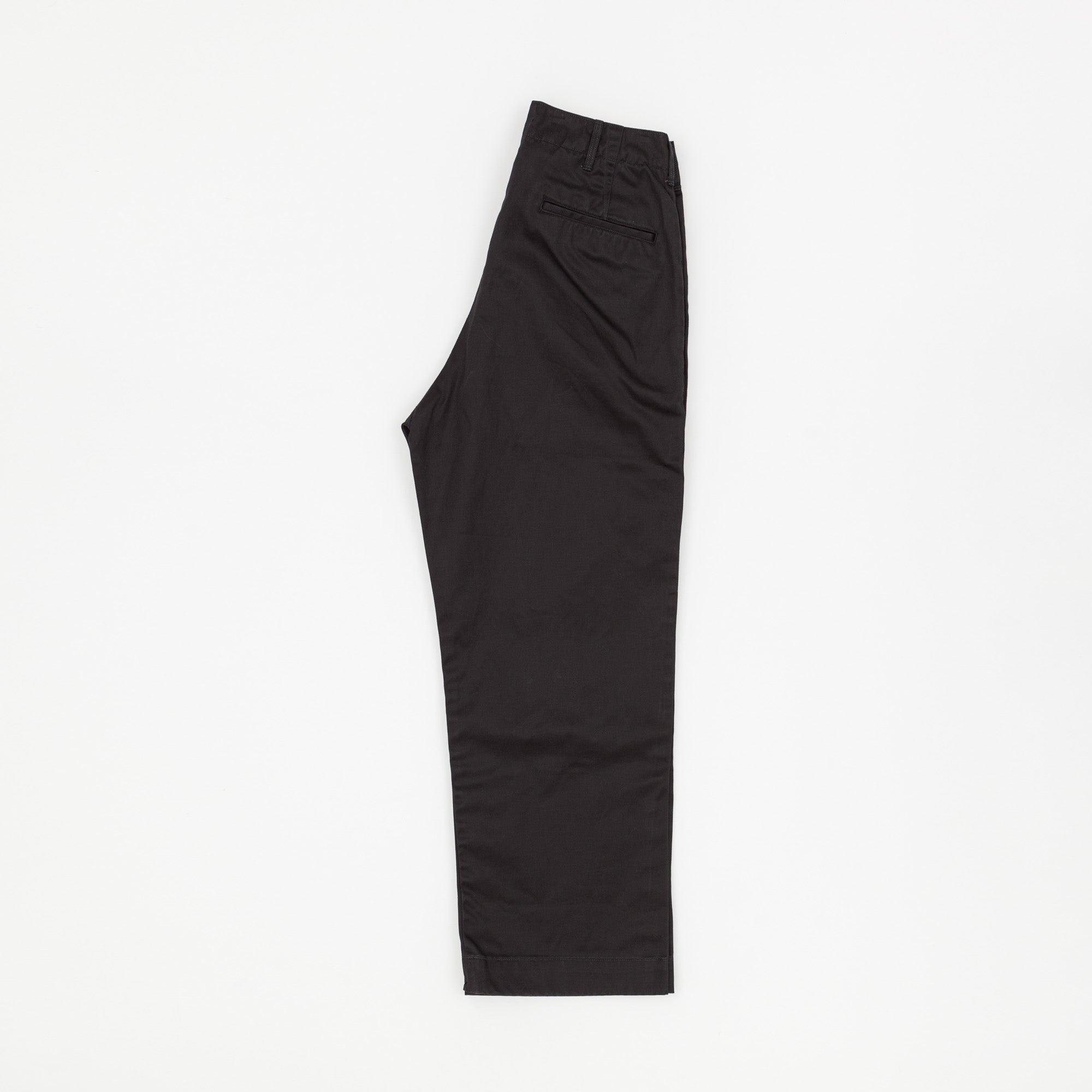 Moleskin Wide Fit Trousers