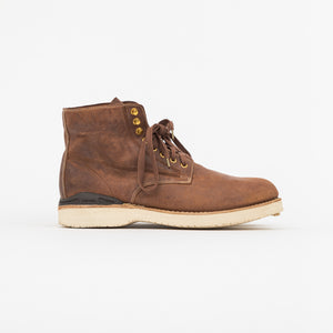 Suede Virgil Folk Boot