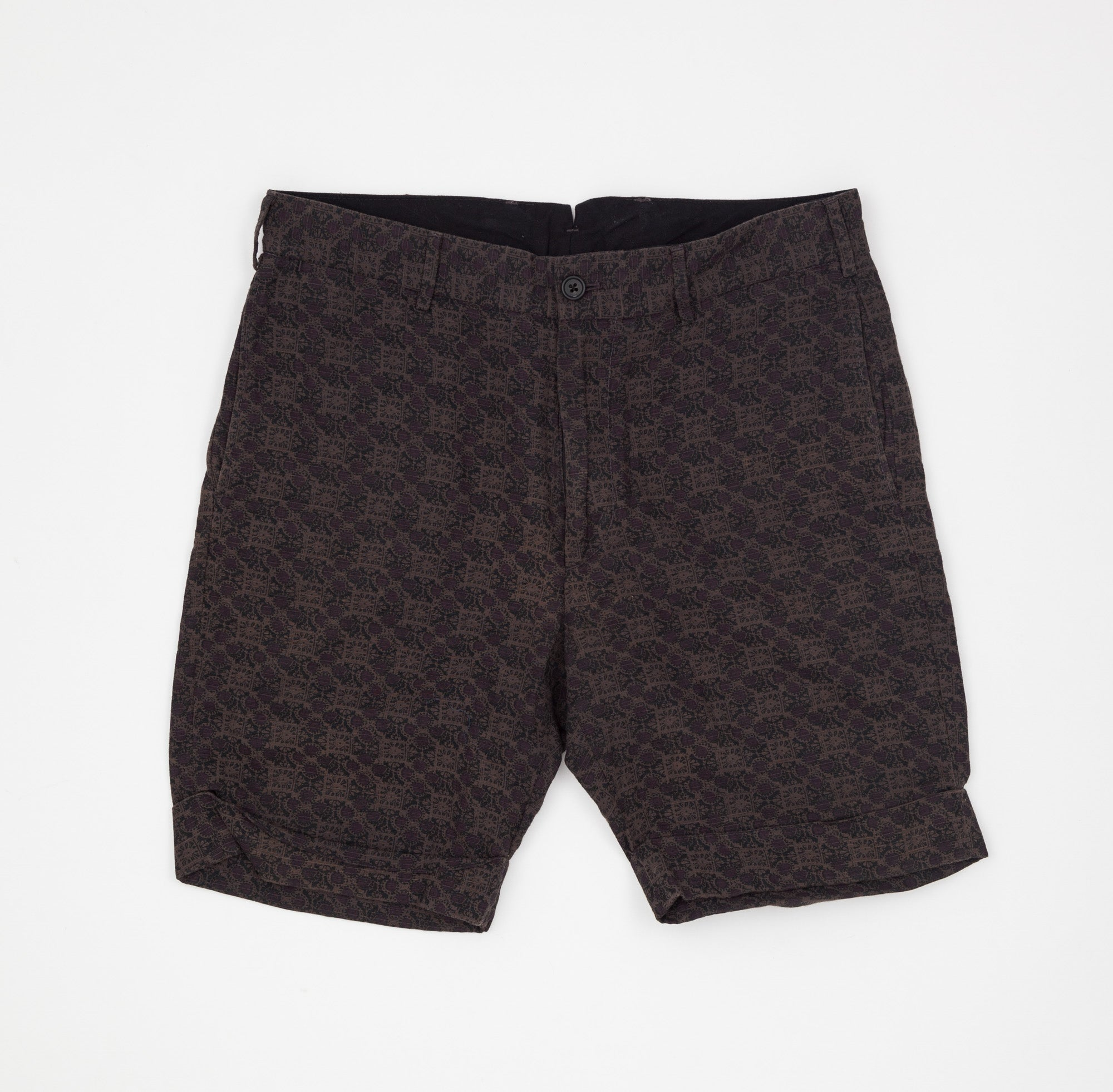 Pattern Cinch Shorts