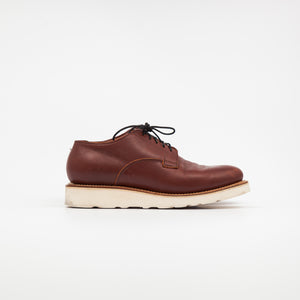 Chicago Tan Latigo Derby Shoes
