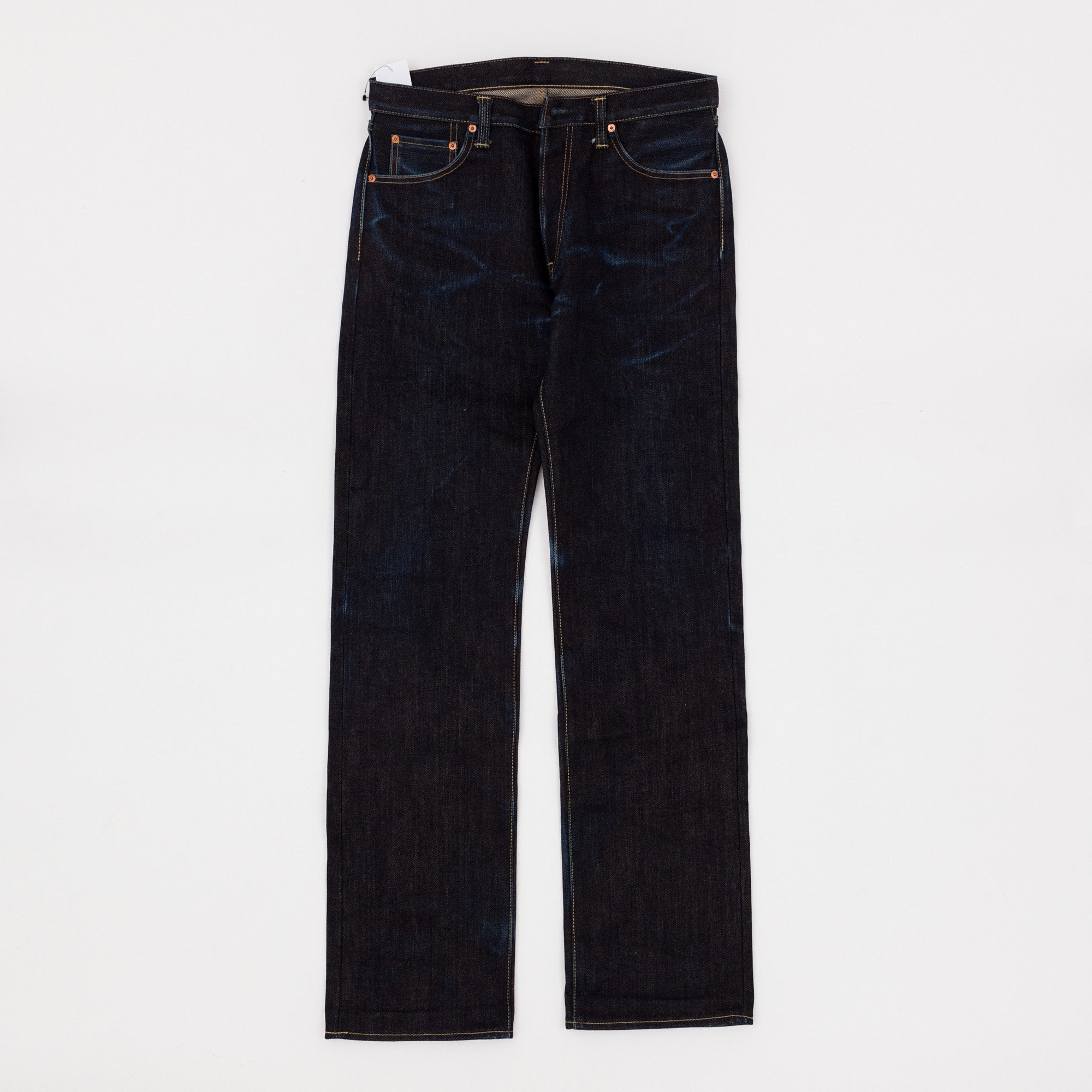 Iron Heart Lot.634-XHS 25oz Selvedge Denim
