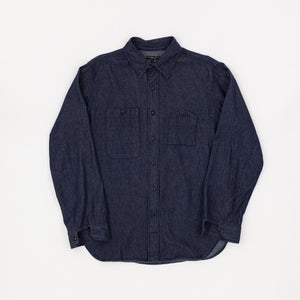 Engineered Garments Denim Work Shirt