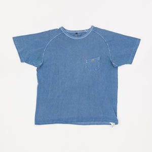 Nigel Cabourn Mainline Basic Pocket Tee