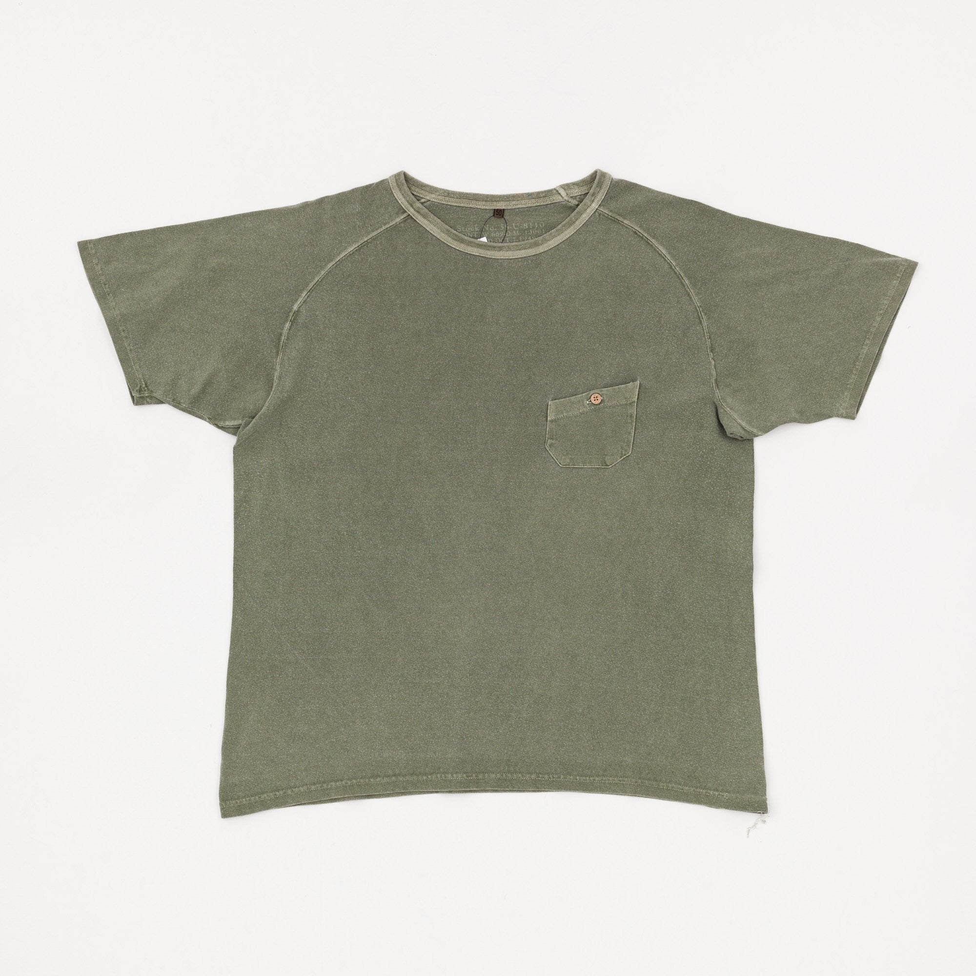 Nigel Cabourn Mainline Basic Pocket T-Shirt