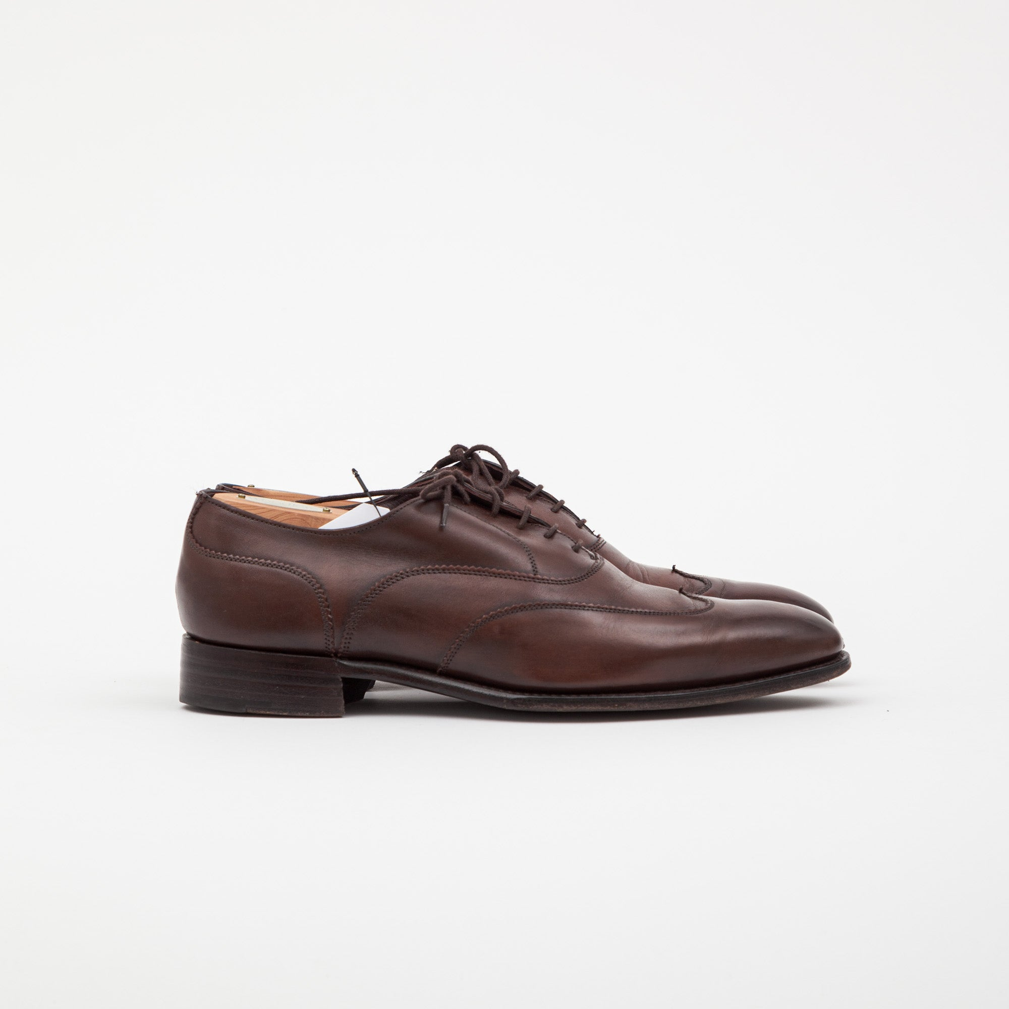 Joseph Cheaney & Sons Calf Leather Balmoral Shoe