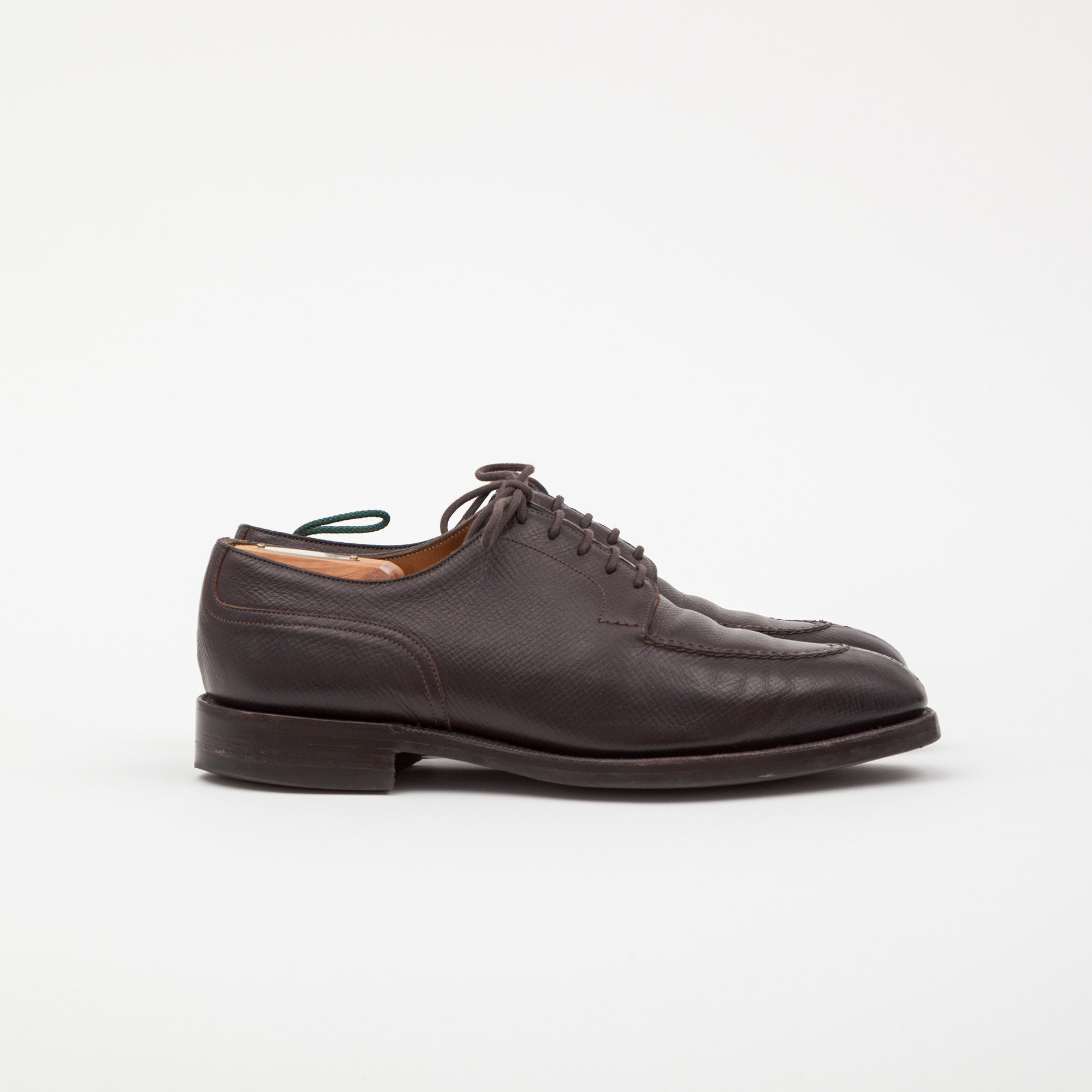 Edward Green Utah Leather Dover Shoe