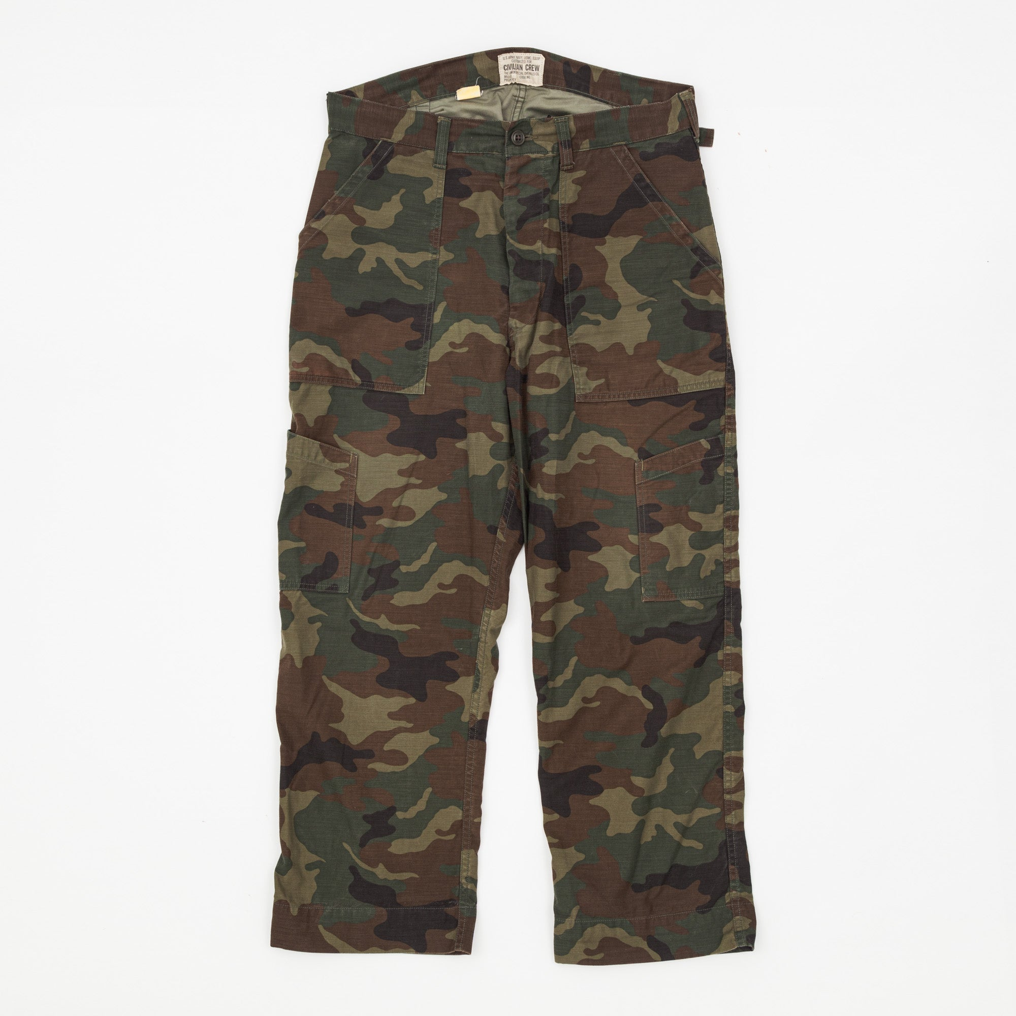 Freewheelers Civilian Crew Camo Pants