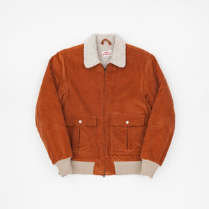 Battenwear Shearling Trucker Jacket