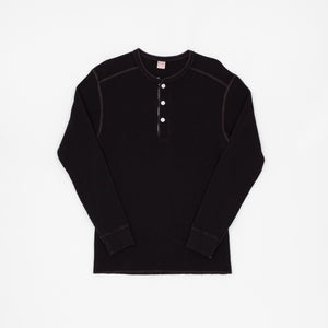 The Real McCoy's Joe McCoy Thermal Henley