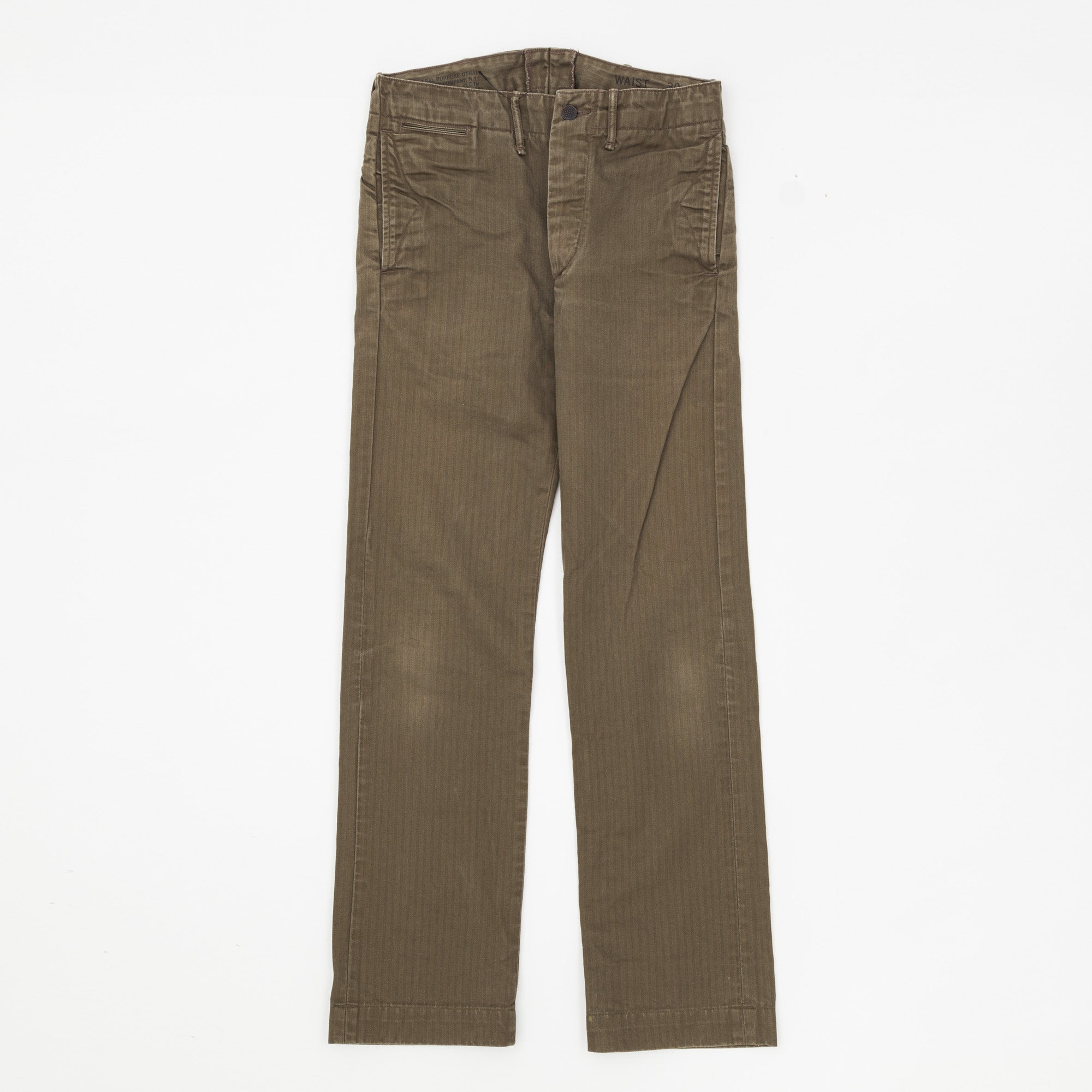 HBT Officers Field Trousers