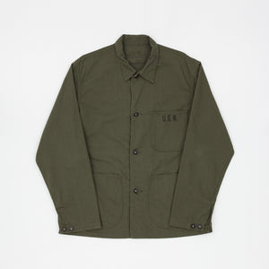 The Real McCoy's N-3 Utility Jacket