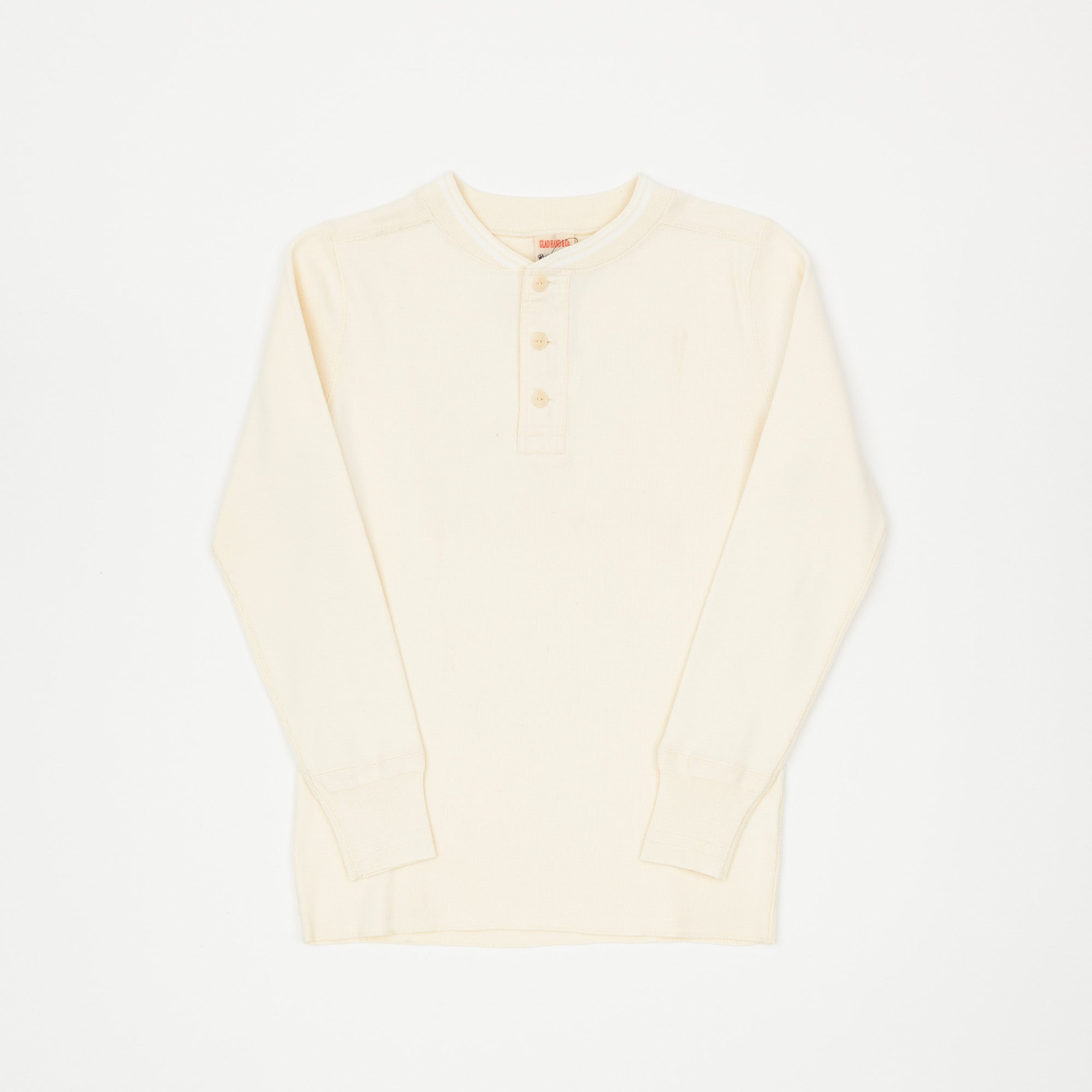 Glad Hand Co. Cotton Henley