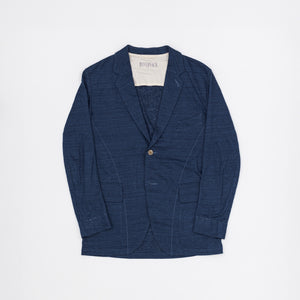 Cotton Unconstructed Blazer