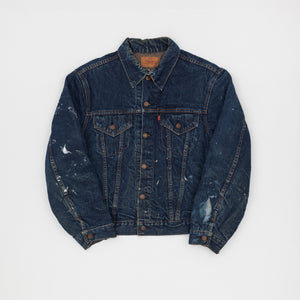 Type III Lined Denim Jacket