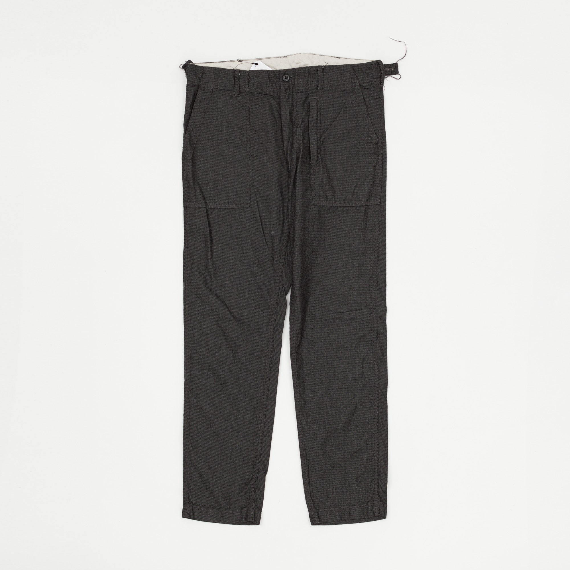 Engineered Garments Diamond Detailed Fatigue Trousers