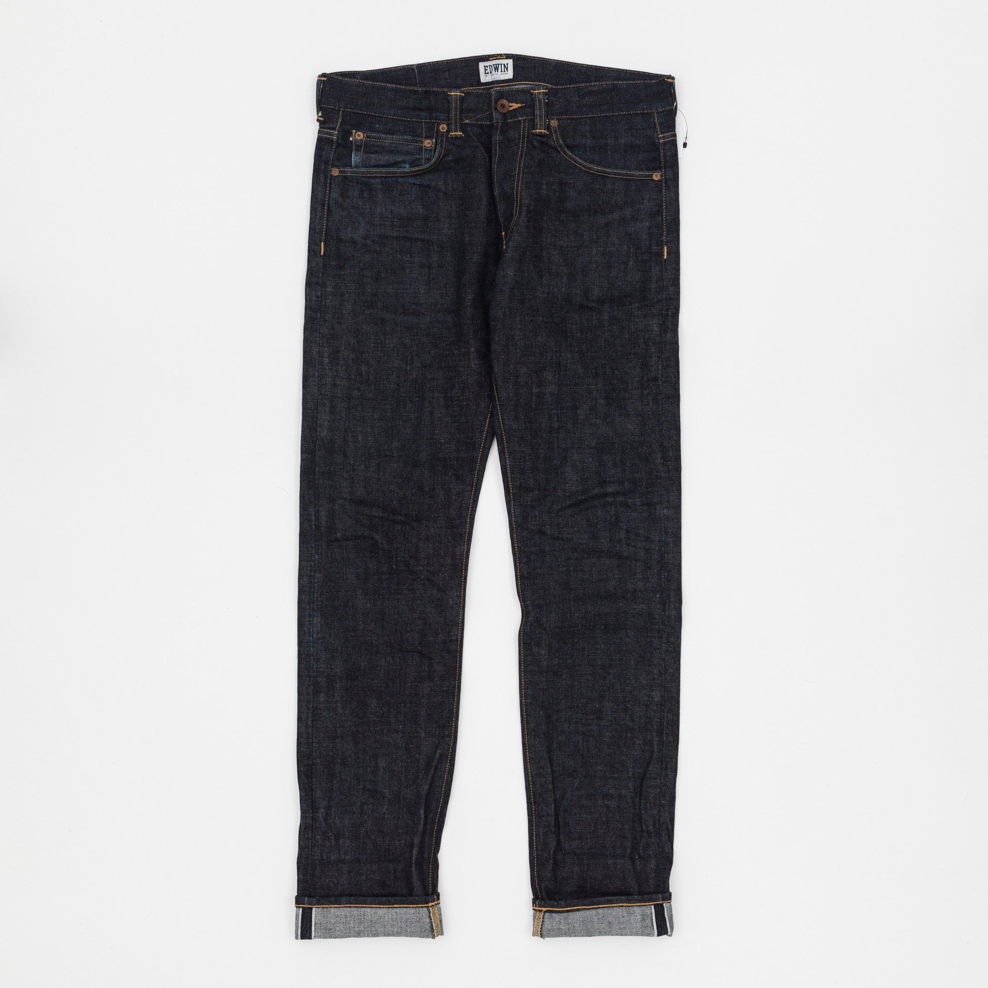 Edwin ED-80 Slim-Tapered Denim