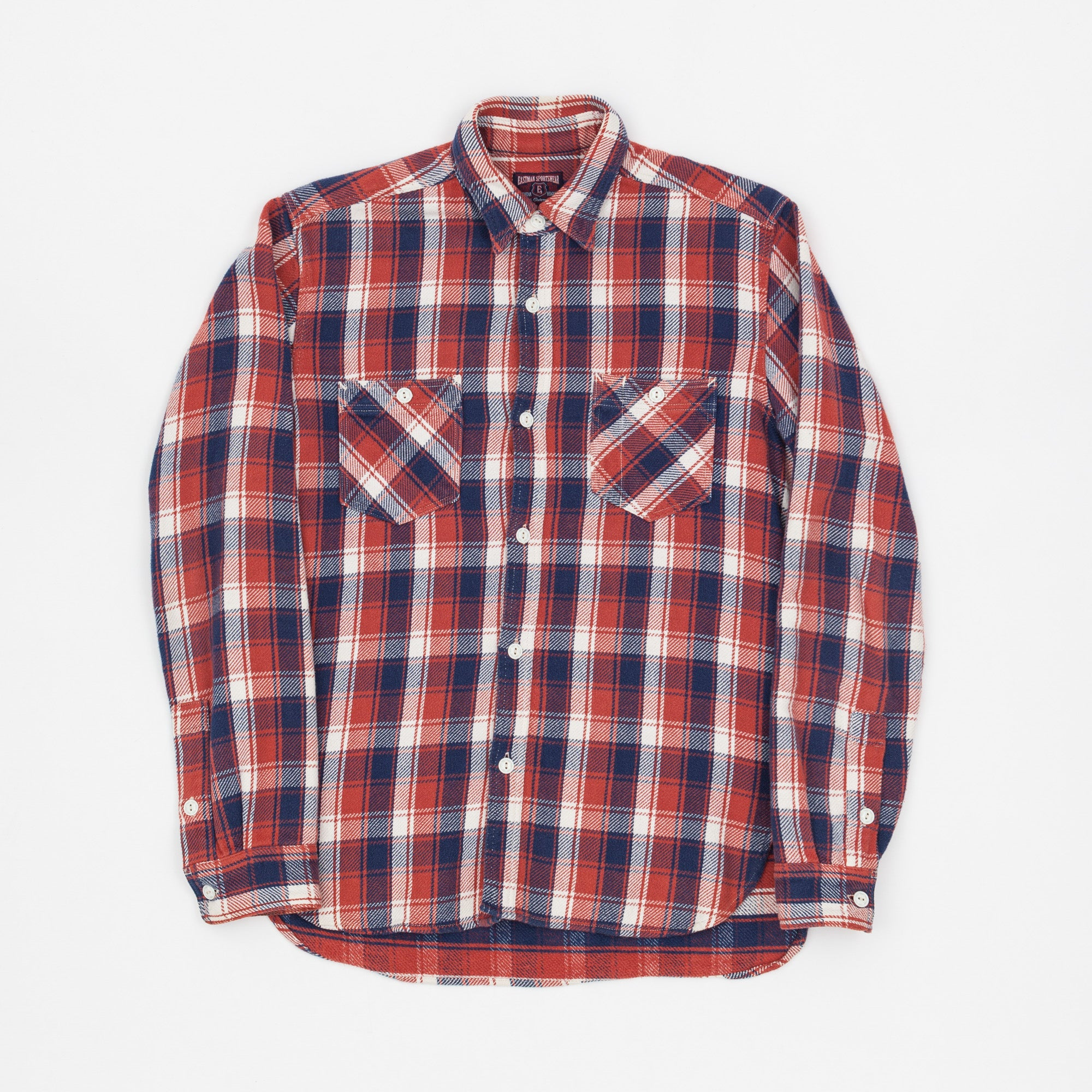 Eastman Leather Clothing Flannel Shirt