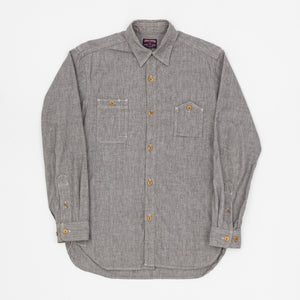 Eastman Leather Clothing Chambray Shirt